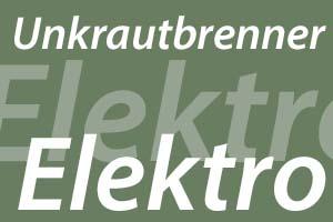 Unkrautbrenner Elektrisch - unkrautbrenner.com